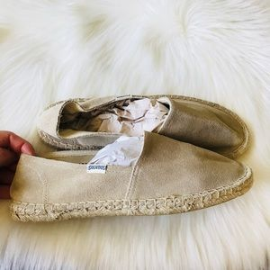 New Soludos Espadrilles Slip On Shoes Sz 8